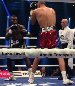Lawal vs Torosyan